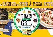 Concours Fleischmann's Frais Pour Le Gril