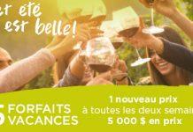 Concours Guide Des Vacances Au Québec Cet Été La Vie Est Belle