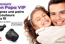 Concours Hamster Mon Papa VIP