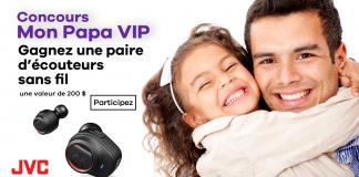 Concours Hamster Mon Papa VIP