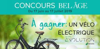Concours Le Bel Âge Vélos Évolution