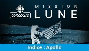 Concours Radio-Canada Mission Lune
