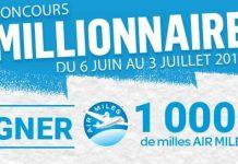 Concours Réno-Dépôt Millionnaire Air Miles