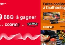 Concours ROUGE FM Cookina