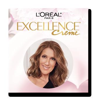 Concours Jean Coutu L'Oréal Paris Excellence Crème et Céline Dion