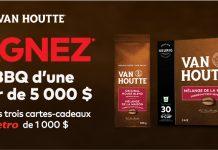 Concours Metro Van Houtte