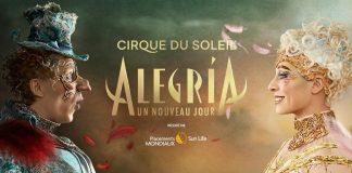 Concours Noovo Cirque du Soleil