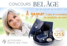 Concours Bel Âge Danielle Patenaude