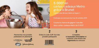 Concours Brunet