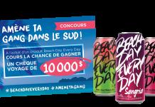 Concours Couche-Tard Amène Ta Gang Dans le Sud