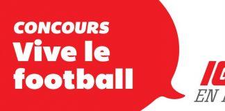 Concours IGA Vive Le Football