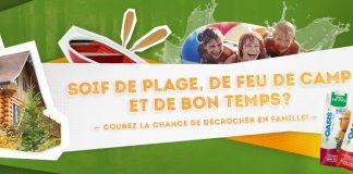 Concours Oasis Vacances En Famille