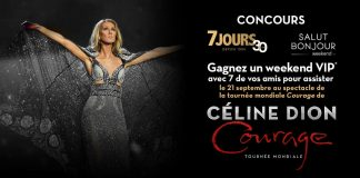 Concours 7 Jours Weekend VIP