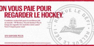 Concours Budweiser La Meilleure Job Au Monde