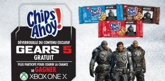 Concours Chips Ahoy Xbox Canada