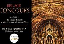 Concours Le Bel Âge Aura