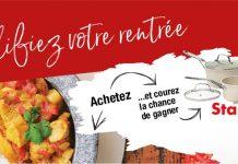 Concours Metro Dindon du Québec