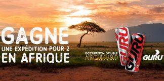 Concours Occupation Double Afrique Du Sud