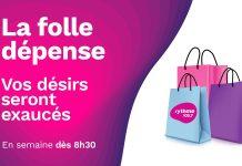 Concours Rythme FM La Folle Dépense De Julie Bélanger