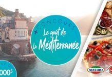 Concours SB Privilèges Le Goût de la Méditerranée
