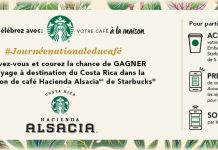 Concours Starbucks Journée Nationale Du Café