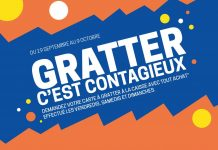 Concours Uniprix Gratter C'est Contagieux