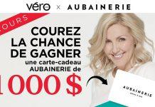 Concours Véro Aubainerie