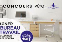 Concours Véro Meuble du Québec