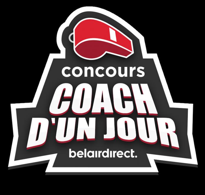 Concours Belair Direct Coach D'un Jour
