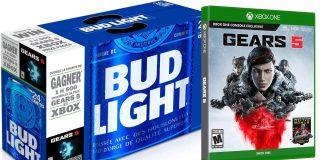 Concours Bud Light Xbox et Gear 5