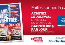 Concours Journal De Montréal/Québec Faites Sonner La Caisse