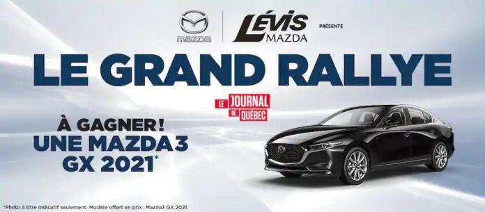 Concours Le Grand Rallye Journal De Québec 2020