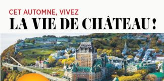 Concours Le Soleil Fairmont Le Château Frontenac