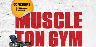 Concours Le Soleil Muscle ton Gym