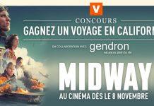Concours Noovo Gagnez un Voyage en Californie