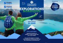 Concours Radio-Canada Arctic Power Explorations Nordiques