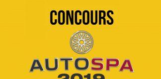 Concours AutoPLACE AUTOSPA 2019