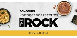Concours Starfrit Recette The Rock