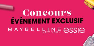 Concours Uniprix Maybelline Essie