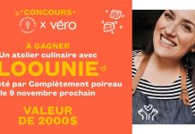 Concours VÉRO Complètement Poireau