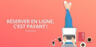 Concours Voyages à Rabais Réserver en Ligne, c'est Payant