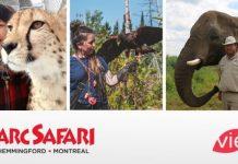 Concours Canal Vie Parc Safari