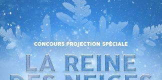 Concours Cascades La Reine Des Neiges 2