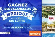 Concours Énergie 94.3 Gagnez Des Vacances Au Mexique