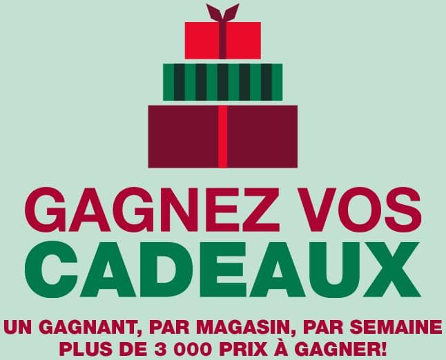 Concours Gagnez Vos Cadeaux Winners 2020