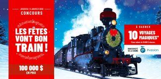 Concours Metro Les Fêtes Vont Bon Train