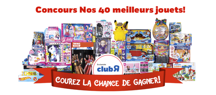 Concours Toys