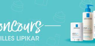 Concours Uniprix Familles Lipikar