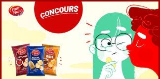 Concours Yum Yum Plaisir Garanti