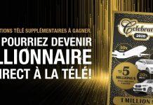Concours Loto Célébration 2021 de Loto Québec